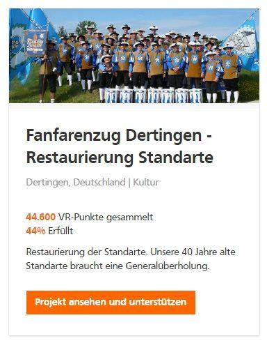 wir-für-hier.net<br/>Das regiolale Spendenportal der Volksbank Main-Tauber